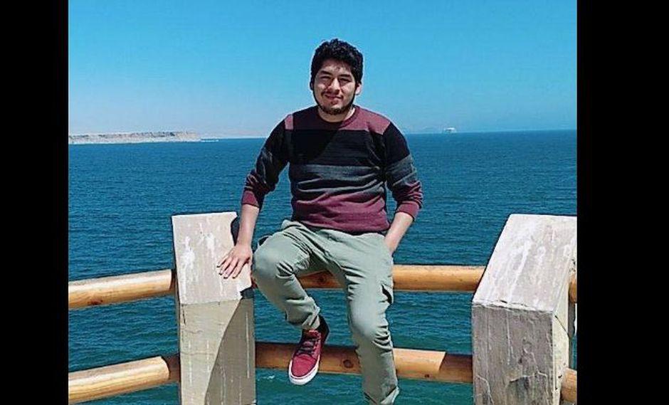 Jimmy Castro vestía casaca verde, pantalón jean azul y zapatillas verdes el día de su desaparición. (Foto: Difusión)