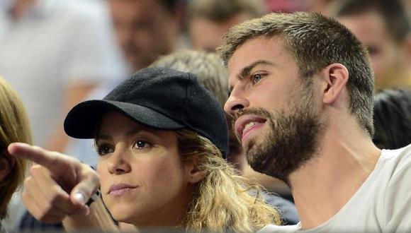 Shakira y Gerard Piqué. Todo indica que no hay separación. (Foto: Agencias)