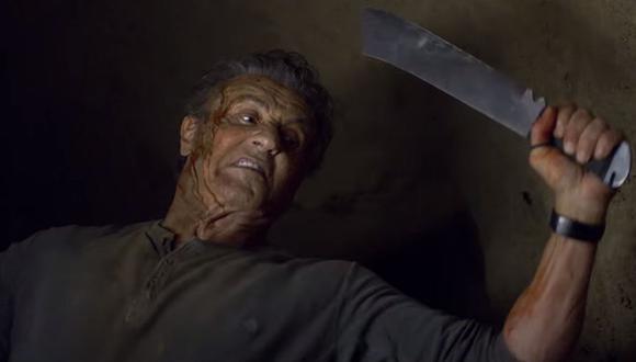 """""""Rambo: Last Blood"""" estrena nuevo teaser con increíbles escenas de acción. (Foto: Captura de video)"""