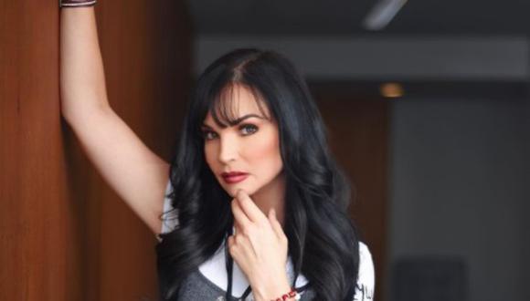 Ana Patricia Rojo es conocida por sus papeles de villana en exitosas telenovelas mexicanas (Foto: Ana Patricia Rojo / Instagram)