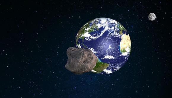 """La NASA monitorea unos 4 mil asteroides considerados """"potencialmente peligrosos"""". (Foto: Pixabay)"""