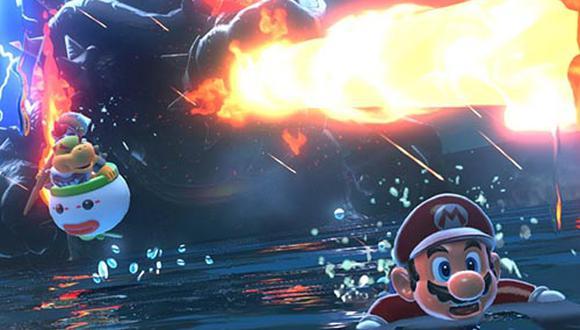'Super Mario 3D World' + 'Bowser's Fury' es un exclusivo de Nintendo Switch. (Difusión)