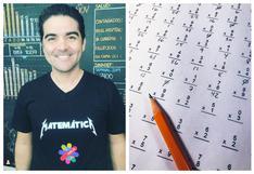 Marco Loret de Mola nos cuenta cómo hacer para que nuestros hijos amen las matemáticas