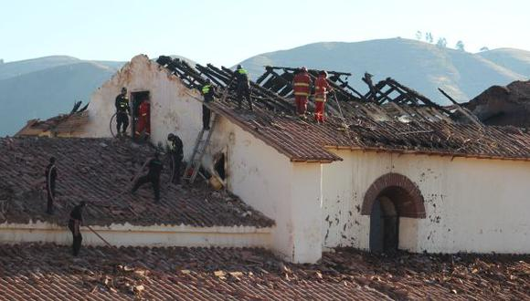 Cusco: templo de San Sebastián pasa a manos del sector Cultura
