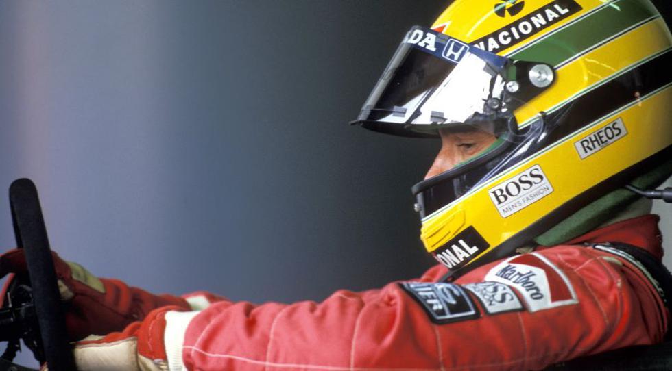 Un día como hoy, en 1960 nació en Sao Paulo Ayrton Senna, una de las más grandes leyendas en la historia de la Fórmula 1 (Fotos: DPPI)