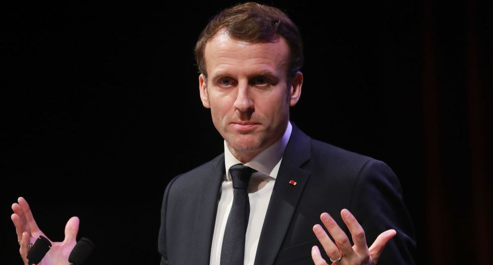 """Para el presidente francés, el Brexit fue posible debido a que se convirtió a Europa en un """"chivo expiatorio"""" (Foto: AFP)"""