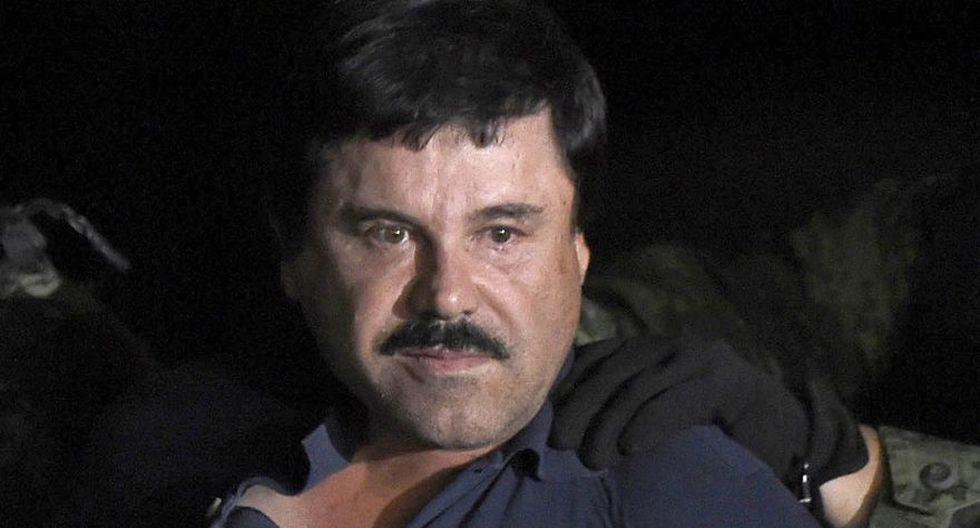 El Chapo Guzmán: Aplazan sentencia del narcotraficante al 17 de julio. (Foto: AFP)