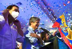 Los líderes latinoamericanos que han felicitado a Guillermo Lasso por su victoria en Ecuador