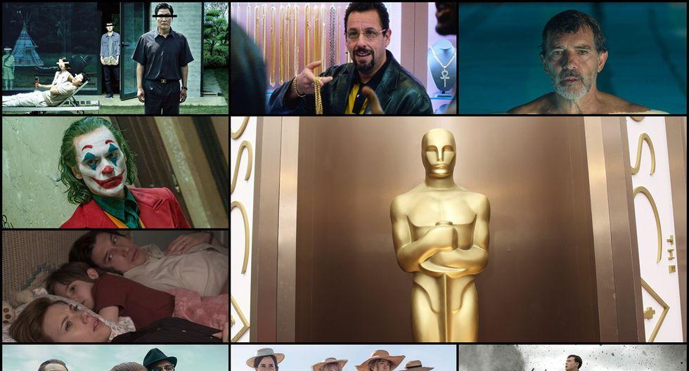 Una disputada temporada de premios tendrá como broche de oro los Oscar. (Foto: Difusión)