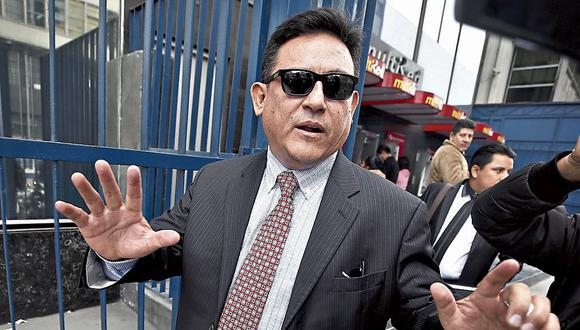 Juez de San Martín falló a favor de Miguel Arévalo Ramírez (en la foto) (Foto: César Campos/ GEC)