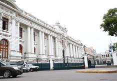 La inmunidad parlamentaria y vacancia presidencial acaparan el debate sobre el sistema bicameral