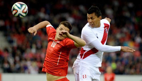 PONLE NOTA: ¿Quién fue el mejor de Perú ante Suiza?