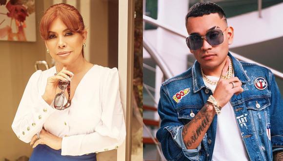 Magaly Medina arremete contra Josimar por traicionar la confianza de su pareja. (Foto: Composición/Instagram)