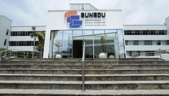 La Sunedu, organismo público adscrito al Minedu, es funcional y administrativamente autónomo, con un pliego presupuestal independiente.  (Foto: Diana Chávez/ GEC)