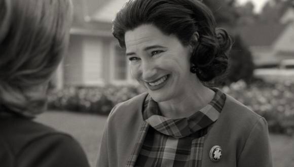 "Agnes podría ser un personaje secreto en ""WandaVision"" (Foto: Disney Plus)"