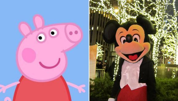 """La icónica mascota de Disney y su novia Minnie, según la prensa estatal, van a tener """"el año más ocupado de su carrera"""" desde que llegaron a China en los ochenta. (Foto: Pixabay/Referencial)"""