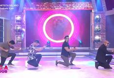 """Christian Domínguez y Erick Elera presentaron la versión salsa de """"Tic Tic Tac"""""""