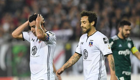 Jorge Valdivia fue jugador de Colo Colo en tres etapas. (Foto: AFP)