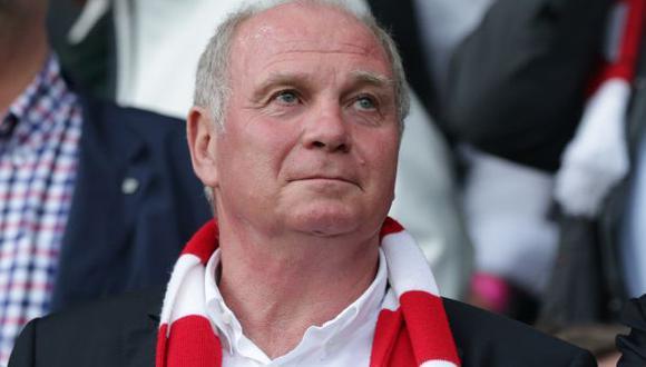 Presidente del Bayern Múnich fue condenado a 3 años de prisión