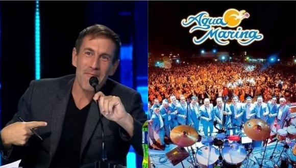 "Mauri Stern confiesa que ha bailado con temas de ""Agua Marina"". (Foto: Captura de video/@aguamarinaoficial)"