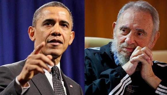 """EE.UU. ve """"positivo"""" el respaldo de Fidel Castro al deshielo"""