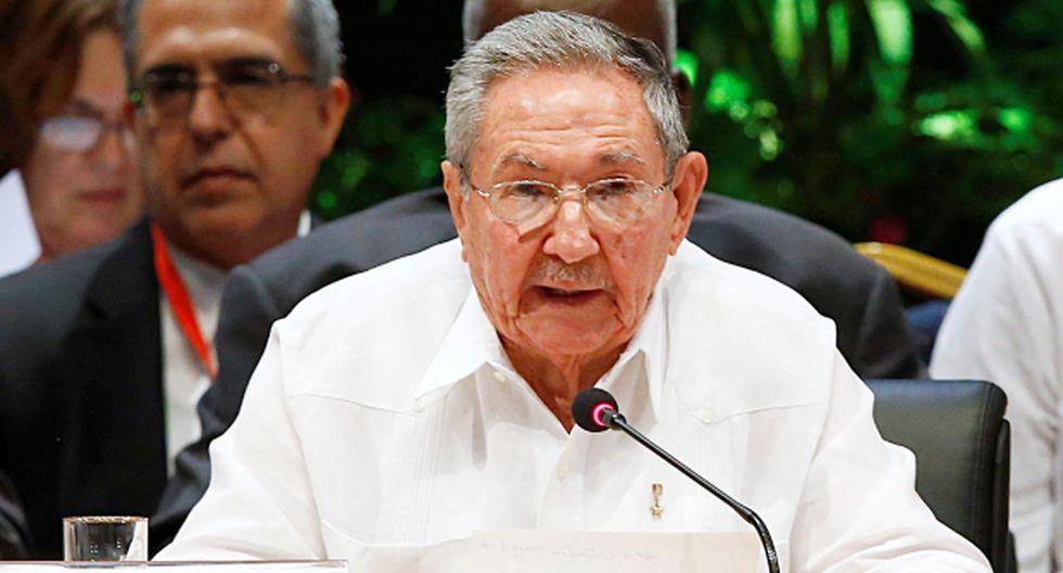 """Raúl Castro: """"Cuba jamás regresará a la OEA"""""""