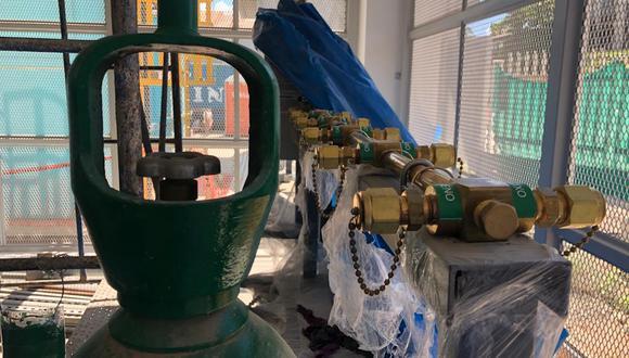 El Comercio pudo conocer que en este centro de salud hay equipos desconectados y una planta que podría producir 100 balones de oxígeno diario, pero que no funciona por la obra inconclusa del nuevo Hospital Regional de Pucallpa.