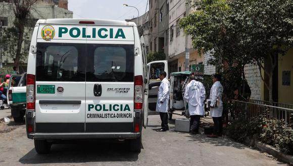 Ministro Morán indicó que producto de esta tardanza en el accionar policial se ordenó el relevo de los 34 policías de la comisaría San Cayetano. (Foto: Andina)