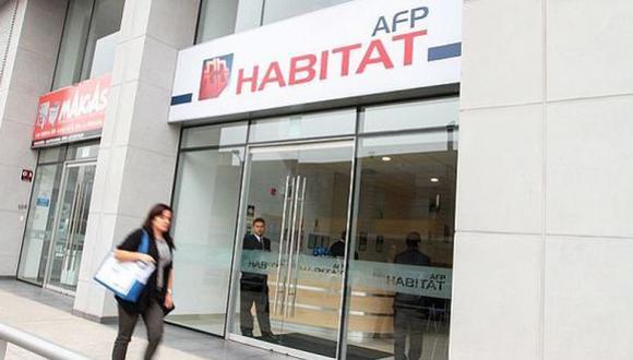 AFP Habitat podría demandar a Perú por aporte de independientes