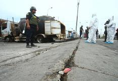 Tragedia en VES: Contraloría encuentra presunta responsabilidad penal en tres funcionarios de Osinergmin