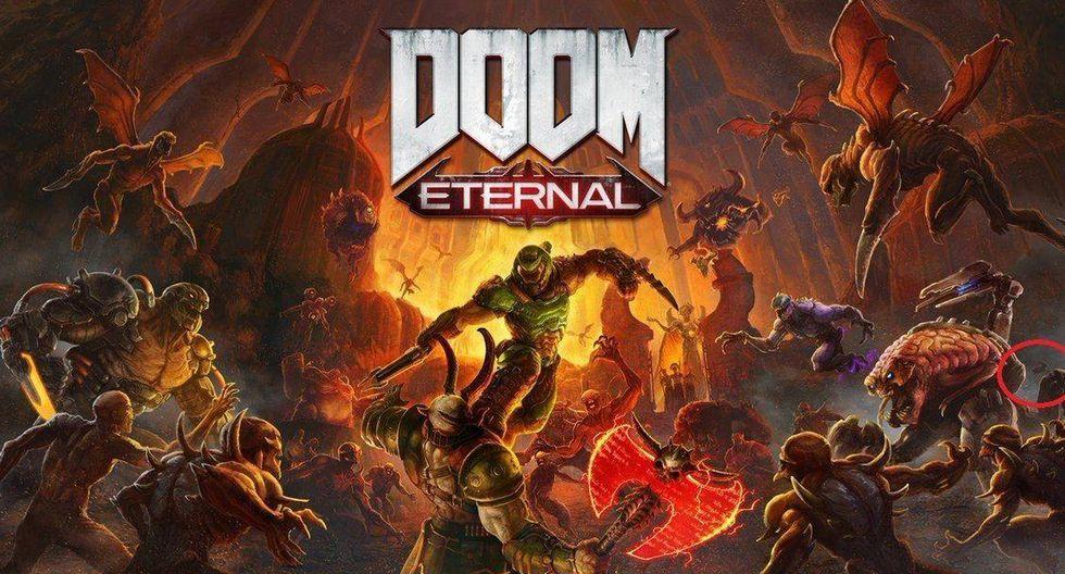 Doom Eternal, videojuego de acción distribuido por Bethesda volverá a poner a Doom Slayer frente a frente con las fuerzas demoníacas, ahora con nuevas modalidades de multijugador. (Difusión)