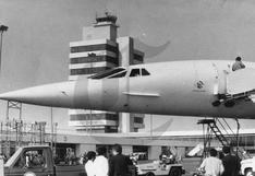 El día que un Concorde paralizó Lima
