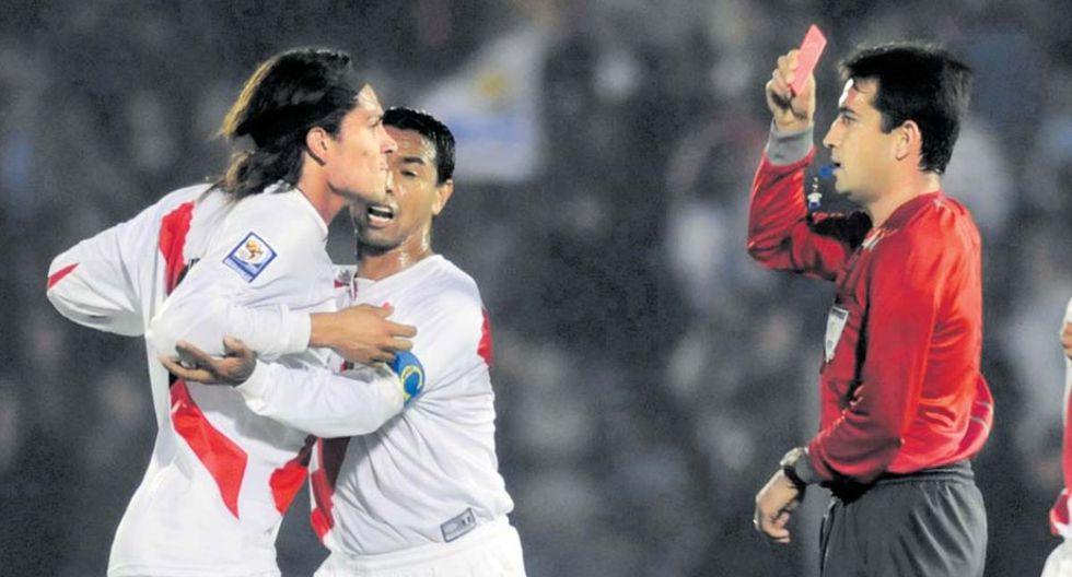 Paolo Guerrero fue expulsado en esa histórica cancha. (Foto: Reuters)