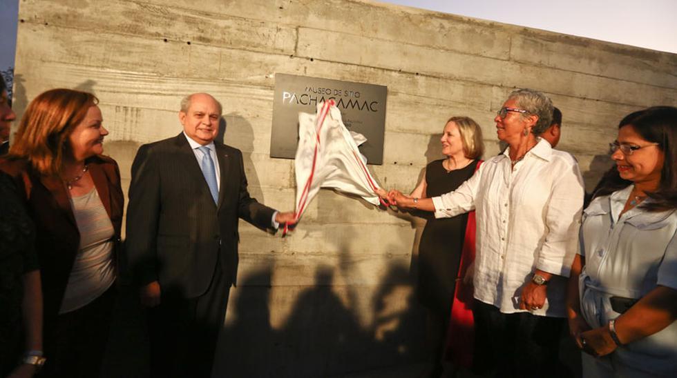 Nuevo Museo de Sitio de Pachacámac abrió sus puertas [FOTOS] - 1