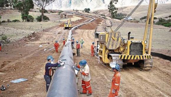 Gasoducto Sur Peruano (Foto: Archivo El Comercio)
