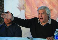 Agrupación liderada por Fernando Olivera logró su inscripción en el Registro de Organizaciones Políticas del JNE