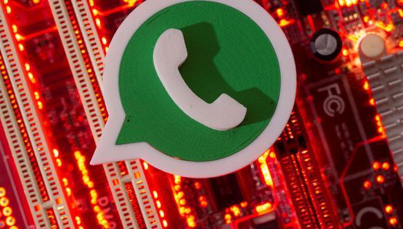WhatsApp está desarrollando una nueva funcionalidad que permite al usuario emplear una contraseña para proteger las copias de los chats que guarda. (Foto: Reuters)