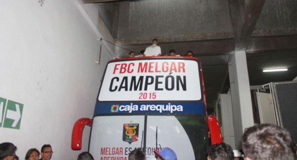 Melgar y su fiesta en Arequipa por el campeonato (FOTOS) - 11