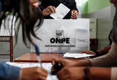 ONPE: ¿Cómo saber mi local de votación para las elecciones de abril?