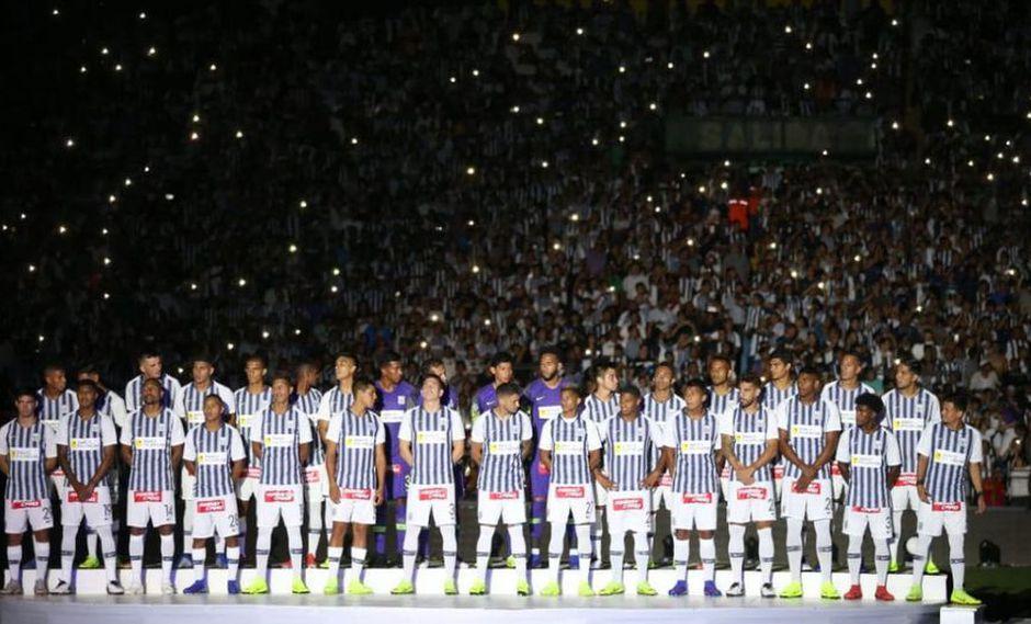 El plantel blanquiazul 2020 hará su estreno este miércoles desde las 8p.m. ante Millonarios (Colombia) en el estadio Alejandro Villanueva. (Foto: GEC)