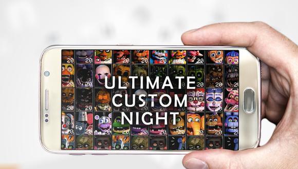 Ultimate Custom Night. (Foto: Pixabay)