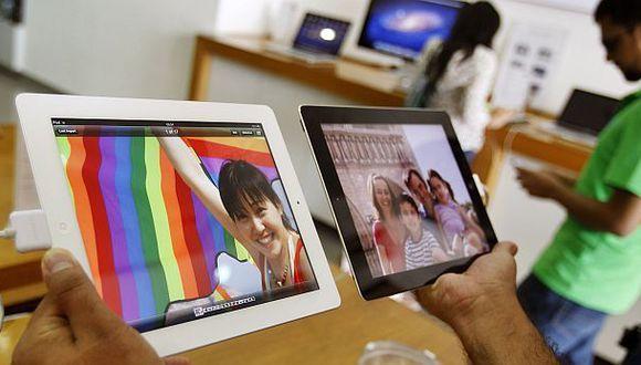 Apple comenzó la producción de nuevos iPads
