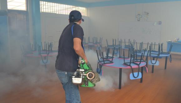 """Dengue: """"el mosquito se está adaptando a nuevas zonas"""" [VIDEO]"""