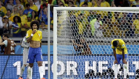 """Jugadores brasileños tras goleada: """"Fue un apagón colectivo"""""""