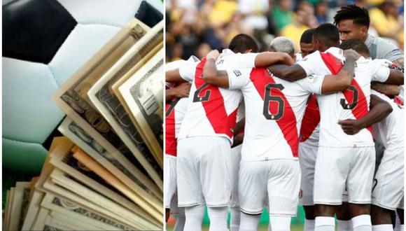 Alrededor del  80% de usuarios de Inkabet apostó por la selección peruana durante la Copa América.