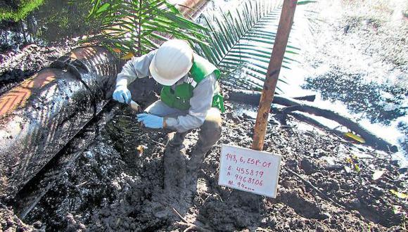 Loreto: comunidad afectada pide que Petro-Perú explique derrame