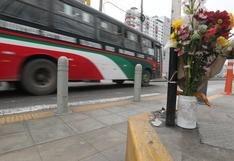 Miraflores: luces direccionales del bus de Unidos Chama pudieron salvar a Ernesto Contreras, opinan expertos
