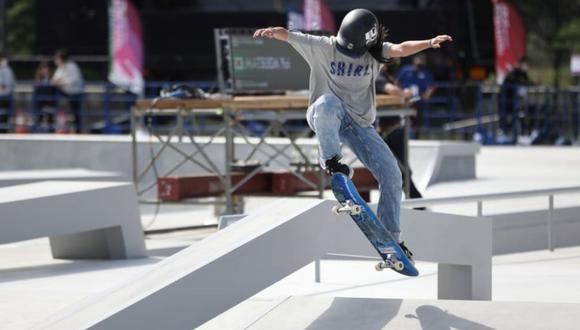 El skateboarding es otro de los deportes que dirá presente en Tokio 2020.