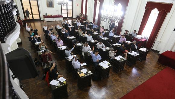 Concejo de regidores aprobó cambio de zonificación en zonas de Pachacámac. (Municipalidad de Lima)