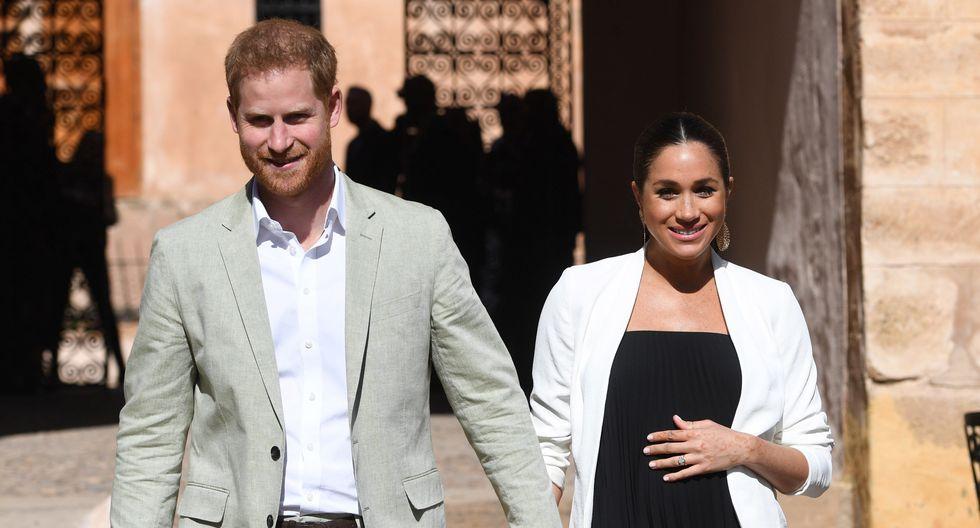 El traslado de Meghan a la clínica se hizo en absoluto secreto, ya que ni los más destacados miembros de la familia real estaban al tanto de la hospitalización. (Foto: EFE)